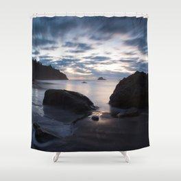Motion Shower Curtain