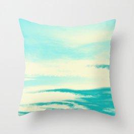 Tropical Summer Vibes #1 #decor #art #society6 Throw Pillow