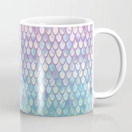 Spring Mermaid Scales Coffee Mug