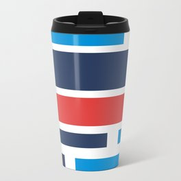 Colorblock Travel Mug