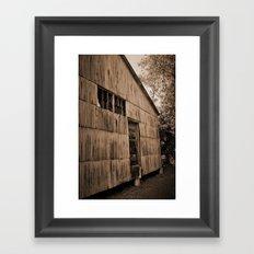 Southwest Edge Framed Art Print