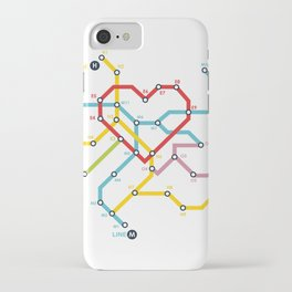 Home Where The Heart Is iPhone Case