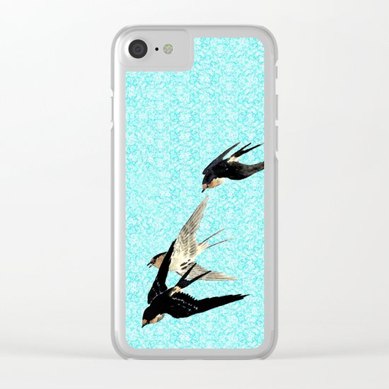 If I could I would Clear iPhone Case