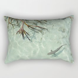 Protect Me Rectangular Pillow