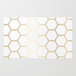 Honeycomb Gold #170 Rug
