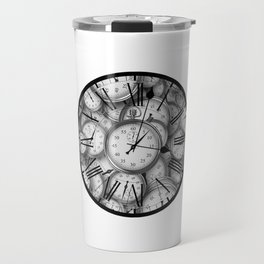 Time Inside of Time Travel Mug