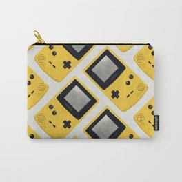 Gameboy Color: Yellow (Pattern) Carry-All Pouch
