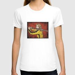 Tarantino Kill Bill -  Kiddo The Bride T-shirt