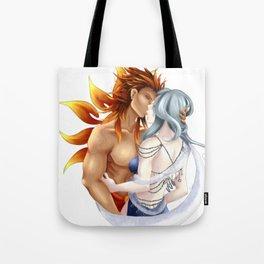 Sun god Moon goddess Tote Bag