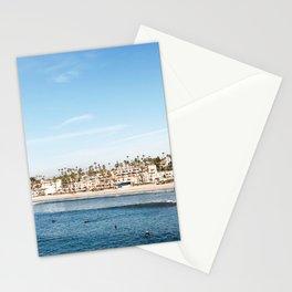 Oceanside Coast Stationery Cards