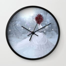 Frozen in time 2 Wall Clock