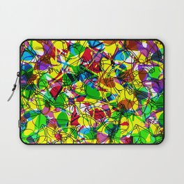 Clubmaster Shuron Glasses Party Laptop Sleeve