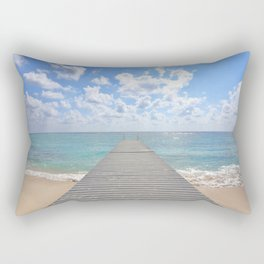 Escape Rectangular Pillow