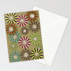 Floral healing meditation Stationery Cards