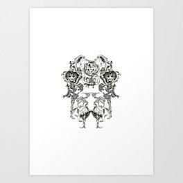 If Its Not Baroque, Don't Fix It! Art Print