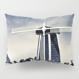 The Mills Pillow Sham