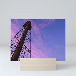 Pastel Sunrise Alt.  Mini Art Print