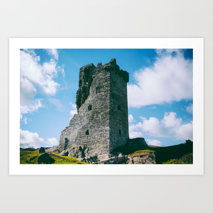 O'Donovan Castle, Cork County, Ireland Kunstdrucke