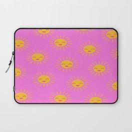 Little Sunshine (pink) Laptop Sleeve