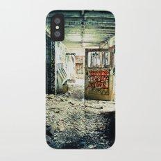 Abandoned Slim Case iPhone X