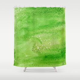 Groundcover Shower Curtain