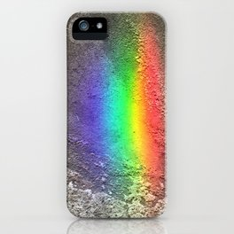 Chase the Rainbow iPhone Case