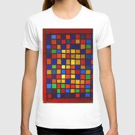Lichter im Hochhaus T-shirt