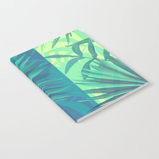 soft tropic Notebook