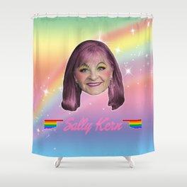 Sally Kern Shower Curtain