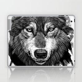 Wolf 2 Laptop & iPad Skin