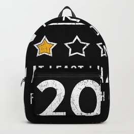 Ghost Hunter Saying 2020 Gift Backpack