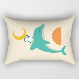 Cherish Time Rectangular Pillow