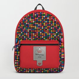 The Gumball Machine Backpack