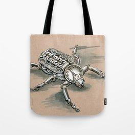 Time Tote Bag