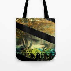 bear march Tote Bag