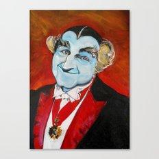 The Munsters Grandpa Munster Canvas Print