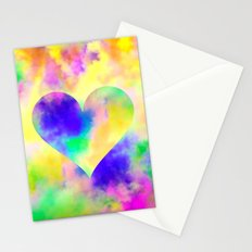 Color fun fest Stationery Cards