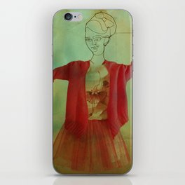 Street Dancer iPhone Skin