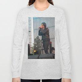 Julian Casablancas of The Strokes Long Sleeve T-shirt