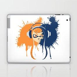 Splatoon: Squid Girl Splash Jam Laptop & iPad Skin