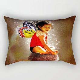 Indy Fairy Rectangular Pillow