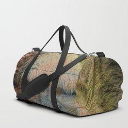 Mexico Hut Strong oils Duffle Bag