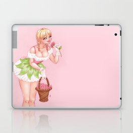 May's Girl Laptop & iPad Skin
