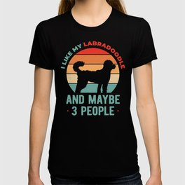 Funny Labradoodle Quote T-shirt
