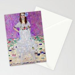 Gustav Klimt Mada Primavesi Stationery Cards