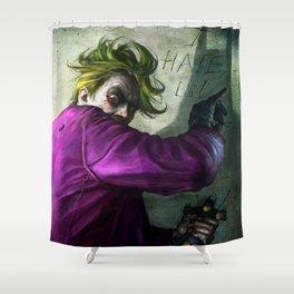 The Joke Shower Curtain