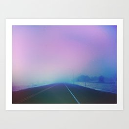 A Quiet, Lucid Dream Art Print