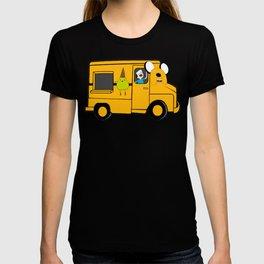 Davey The Ice Cream Man T-shirt
