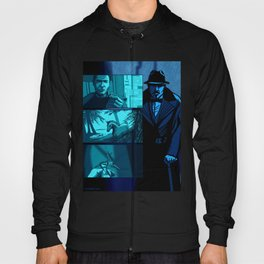 BLADE RUNNER - It's too bad she won't live! But the again who does? Hoody