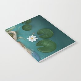 Lilys and the Mermaid Notebook